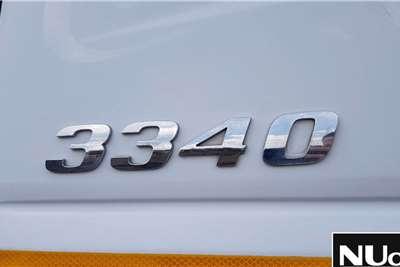Mercedes Benz MERCEDES BENZ AXOR 3340 6X4 HORSE Truck