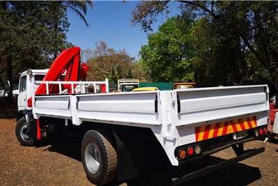 Mercedes Benz mercedes benz crane truck Truck