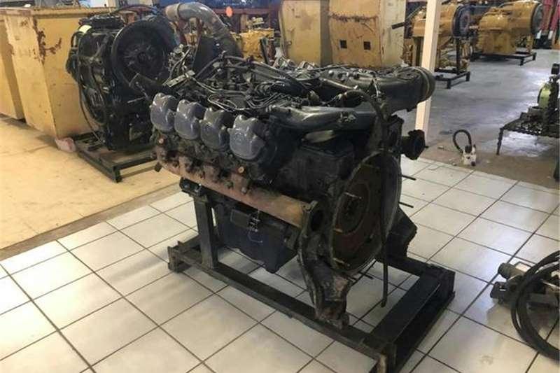 Mercedes Benz Truck Mercedes Benz OM ADE 442 Engine 2000