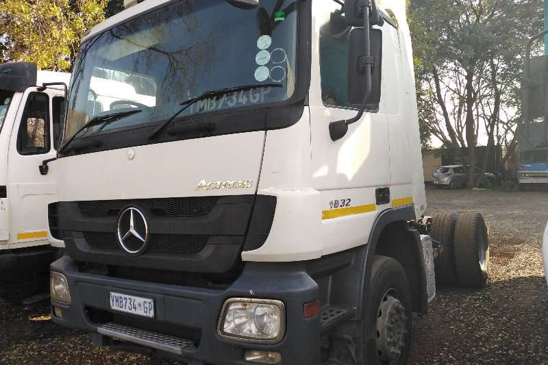 Mercedes Benz Truck Other 1832mbenz actros