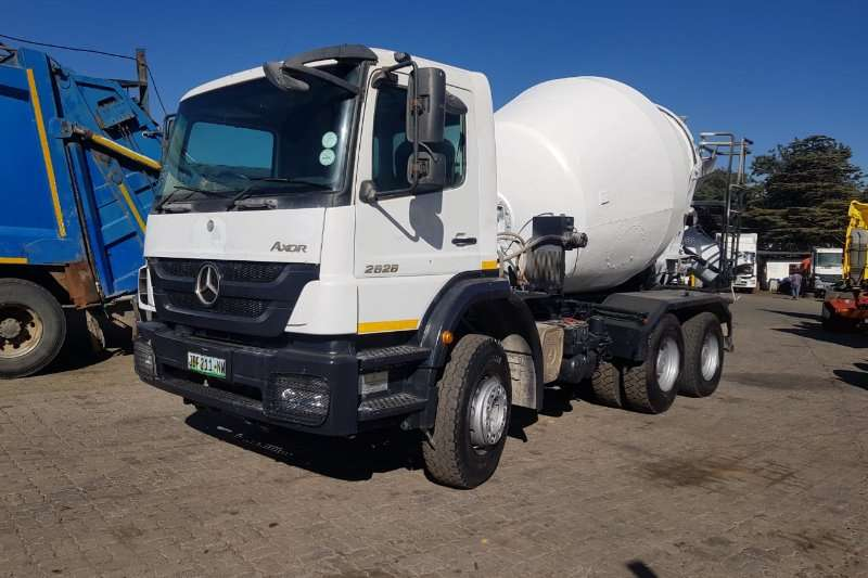 Mercedes Benz Truck Other 2628 2013