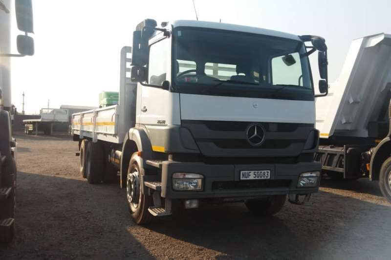 Mercedes Benz Truck Other Axor 2628 6x4 Rigid Truck with Dropside body 2007