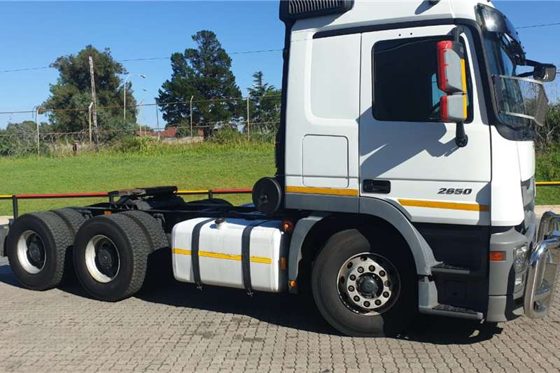 Mercedes Benz Truck Other Mercedes Actros 2644 2011