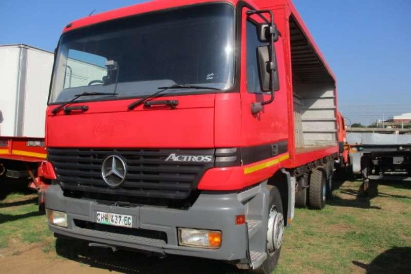 Mercedes Benz Truck Other MERCEDES BENZ ACTROS 3335 BEVARAGE TRUCK