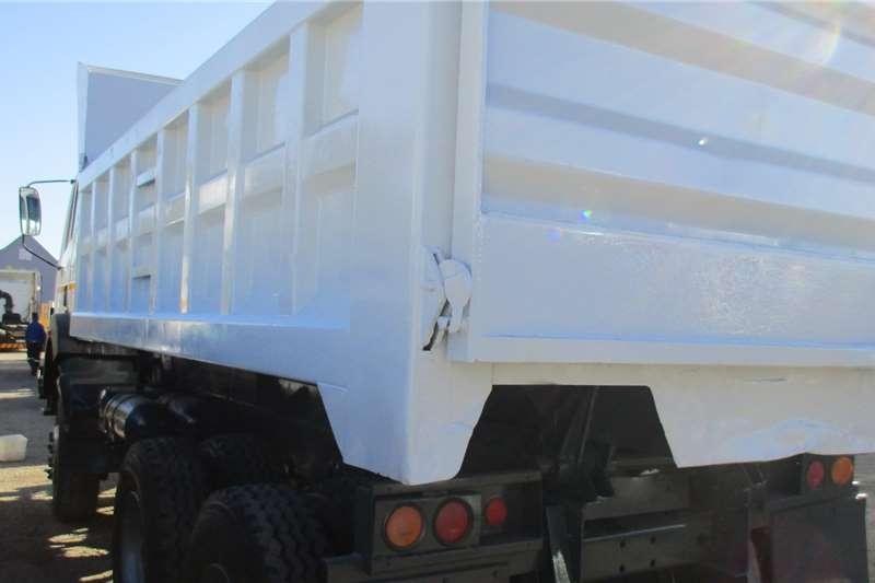Mercedes Benz Powerliner 26 29 tipper 10 cube Truck