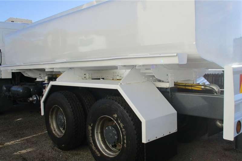 Mercedes Benz Powerliner Tanker 26 35 16000 Ltr Truck