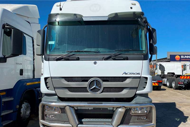 Mercedes Benz Price Drop On This 2644 Actros Truck