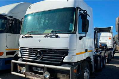 Mercedes Benz Price Drop On This Actros 2640 Truck