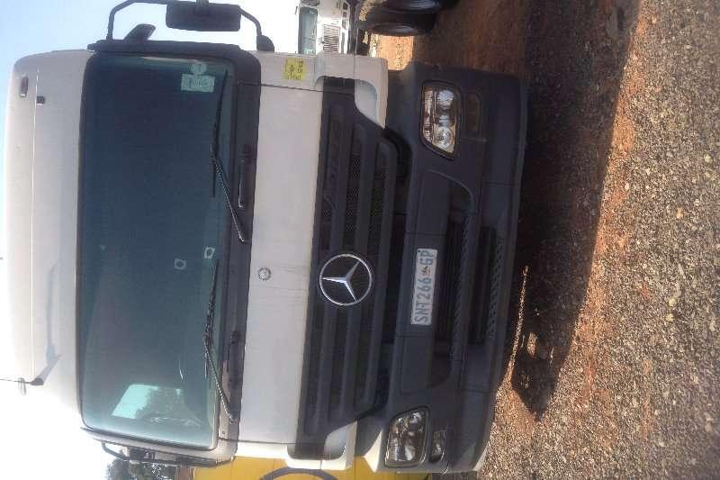 Mercedes Benz Truck Skip bin loader Actros 2640 Skip Loader 2005