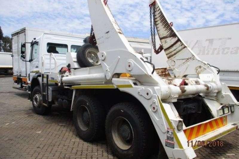 Mercedes Benz Truck Skip bin loader AXOR 2628 16 TON SKIP BIN LOADER 2016