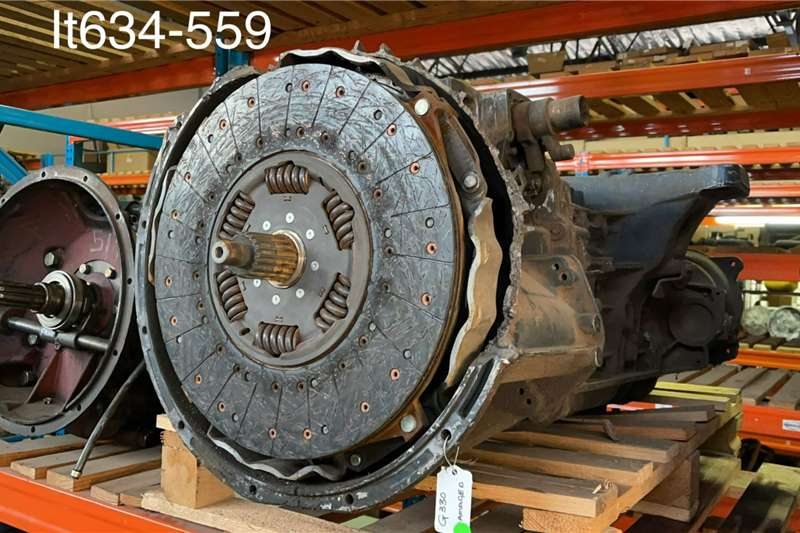 Mercedes Benz 2008 Mercedes Benz Actros G330 V6 Used Gearbox Truck spares and parts