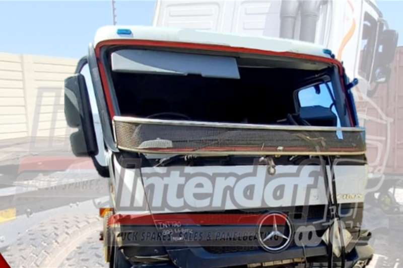 Mercedes Benz 2013 Mercedes Benz Actros MP2 Stripping for Spares Truck spares and parts