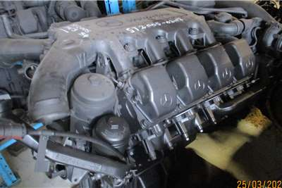 Mercedes Benz ACTROS V8 MP3 ENGINE Truck spares and parts