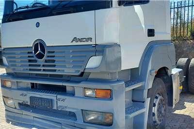 Mercedes Benz Cab Mercedes Benz 1835 Axor Cab Truck spares and parts