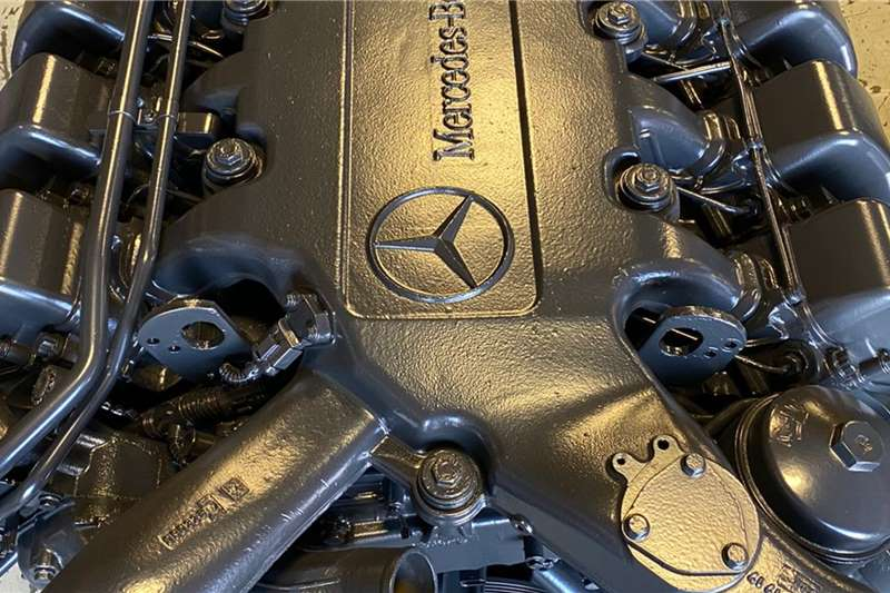 Mercedes Benz Engines ACTROS MP3 V6 ENGINE Truck spares and parts