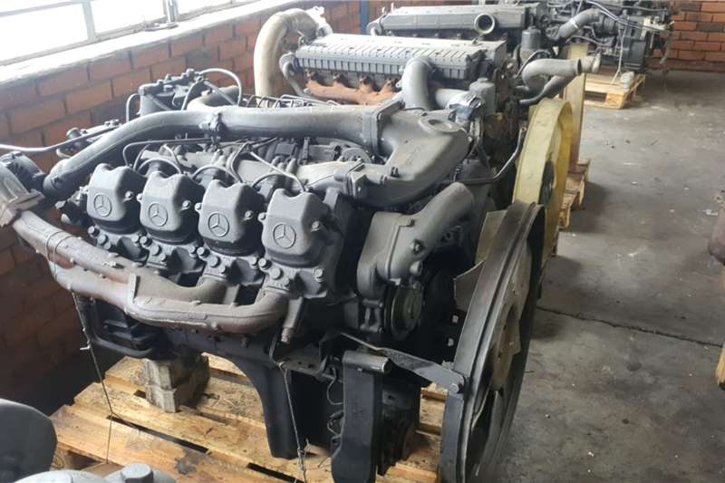 Mercedes Benz Engines ADE/OM442T Truck spares and parts