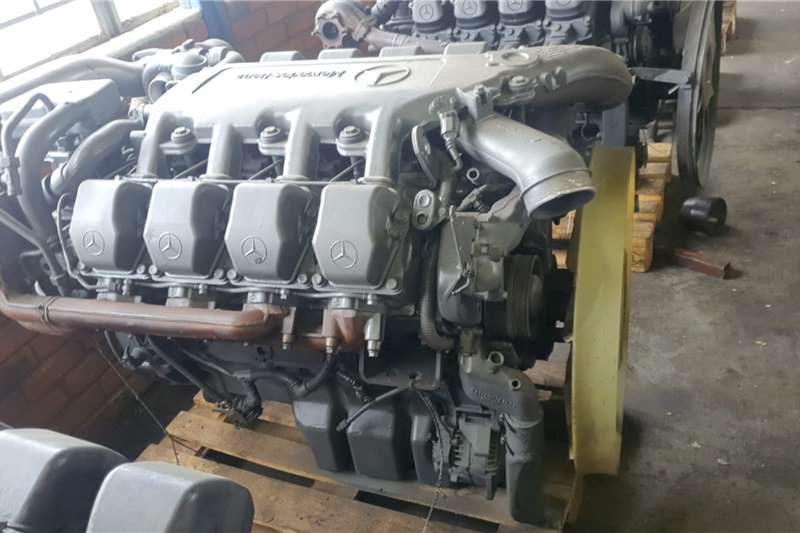 Mercedes Benz Engines OM502 Truck spares and parts