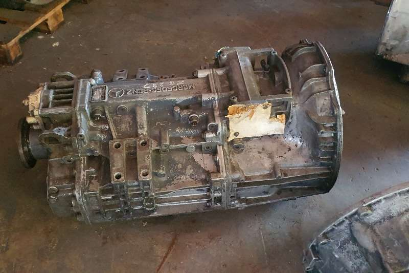 Mercedes Benz Gearboxes Mercedes benz G211 16 Truck spares and parts