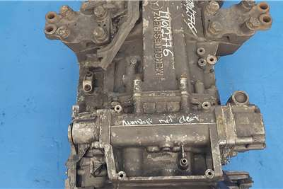 Mercedes Benz Gearboxes Mercedes Benz G240 16 Gearbox Truck spares and parts