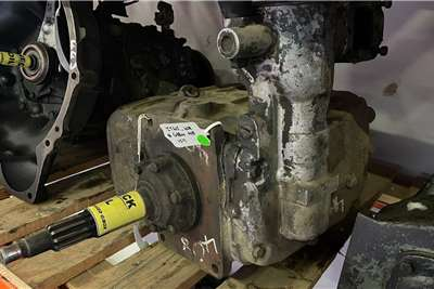 Mercedes Benz Mercedes Benz 1517 Used Gearbox Truck spares and parts