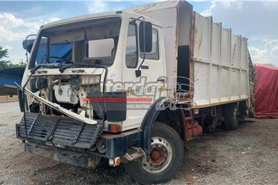 Mercedes Benz Mercedes Benz 2219 Stripping for Spares Truck spares and parts