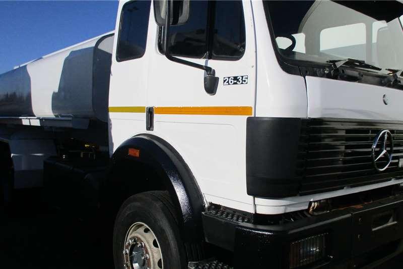 Mercedes Benz Tanker 16000 Ltr Truck