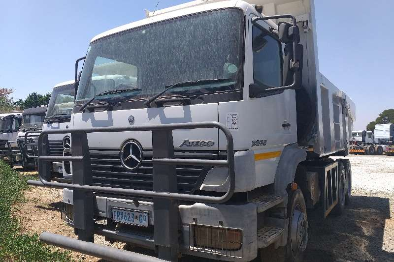 Mercedes Benz Truck Tipper 2003 Mercedes Benz Atego 2628 Tipper 2003