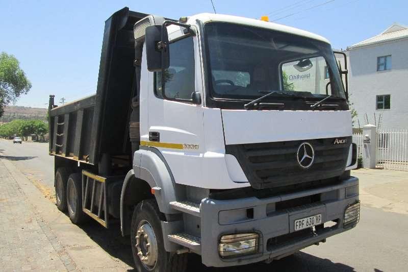Mercedes Benz Truck Tipper 3335 2008