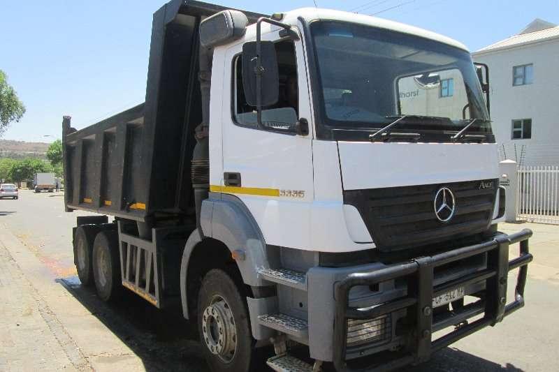 Mercedes Benz Truck Tipper 3335 2009