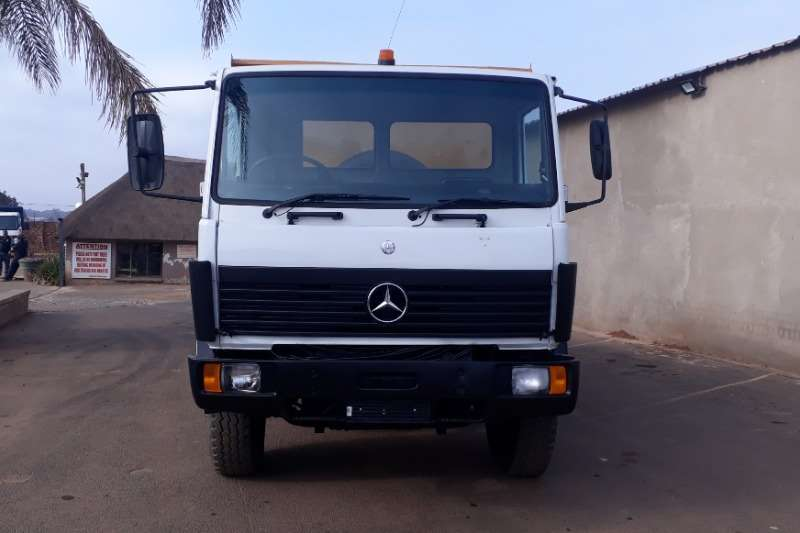 Mercedes Benz Truck Tipper 6CUBE MERCEDES ECONOLINER
