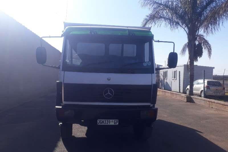 Mercedes Benz Truck Tipper 6CUBE MERCEDES