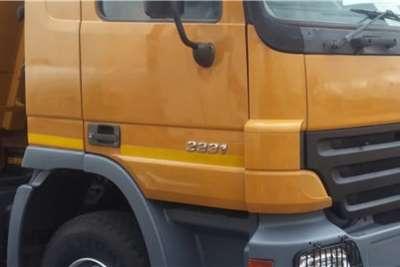 Mercedes Benz Tipper Actros 3331 10m Tipper Truck