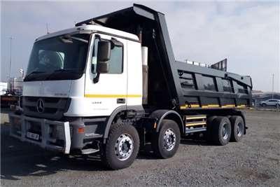 Mercedes Benz Tipper Actros 4144 8x4 18m3 Tipper Truck