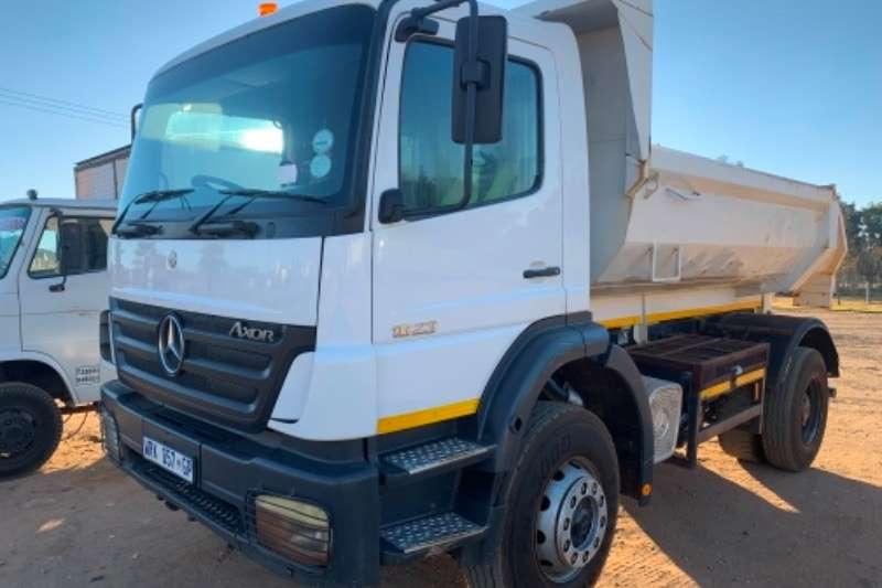 Mercedes Benz Truck Tipper Axor 1823 2007