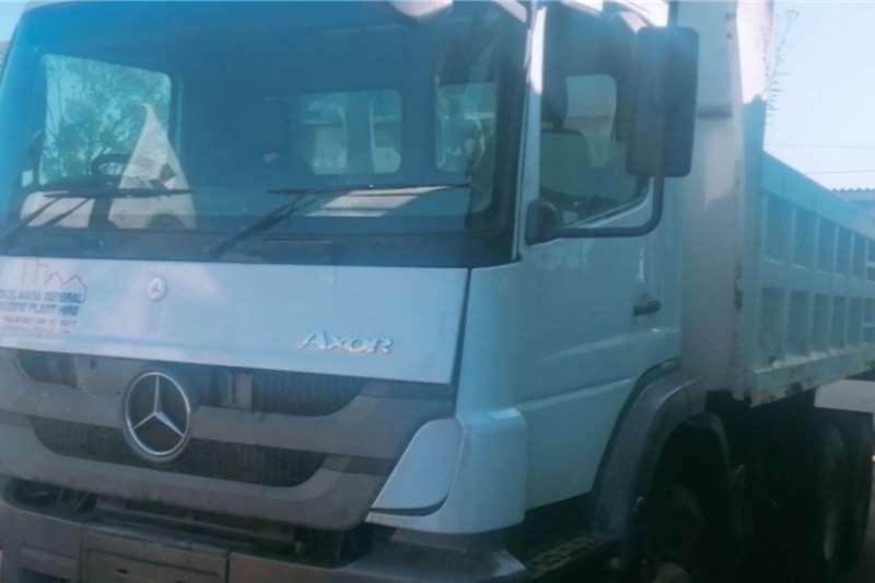 Mercedes Benz Truck Tipper Axor 2628 10cu Tipper 2011