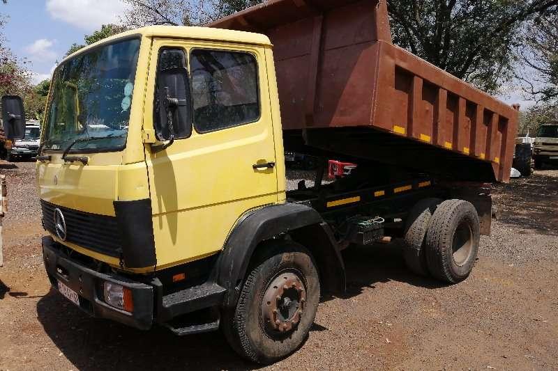 Mercedes Benz Truck Tipper m/benz econoliner 6m tipper