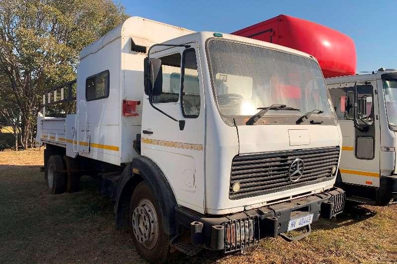 Mercedes Benz Truck Tipper Mercedes Benz 1417 Tipper