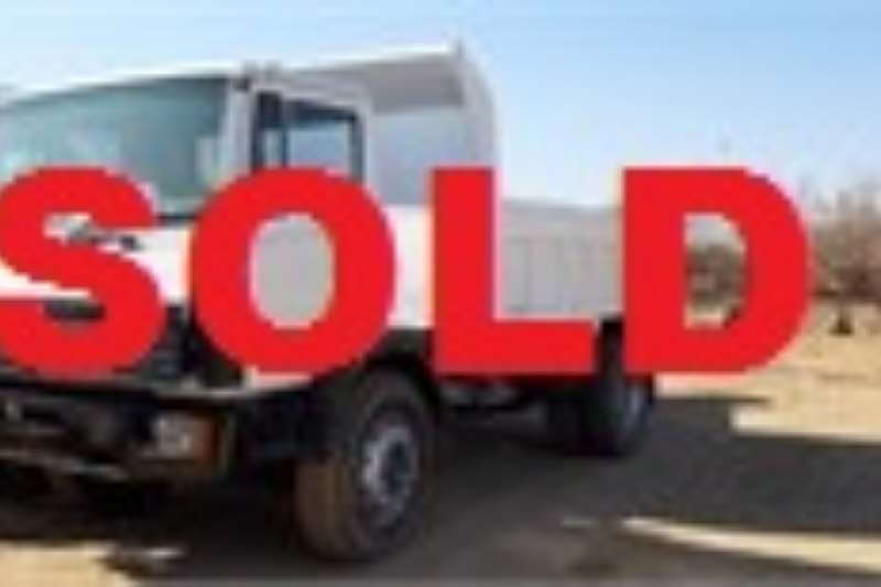 Mercedes Benz Truck Tipper Mercedes Benz 1623 Econoliner 6m3 Tipper.SOLD 1997