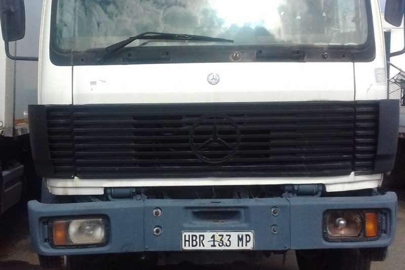Mercedes Benz Truck Tipper MERCEDES BENZ 2635 POWER LINER TIPPER 1993
