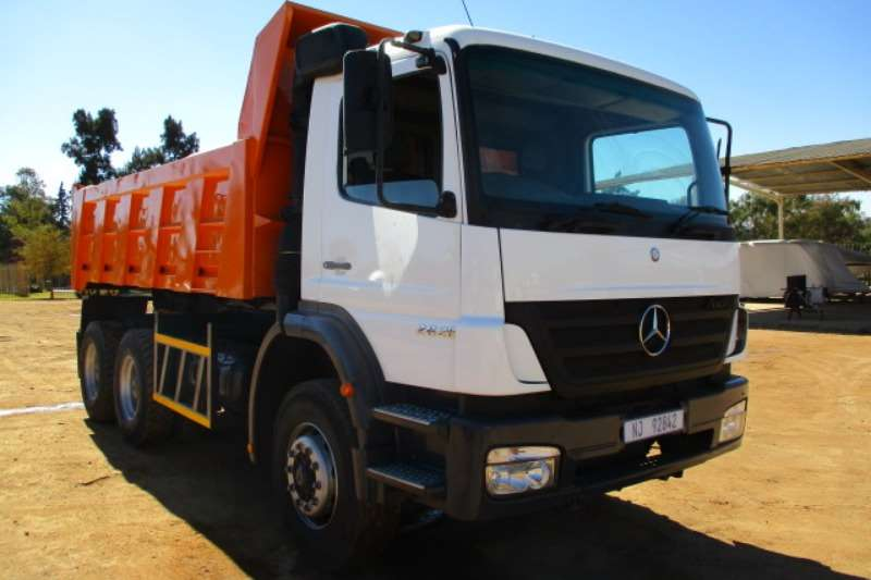 Mercedes Benz Truck Tipper MERCEDES BENZ AXOR 2628 10M3 TIPPER