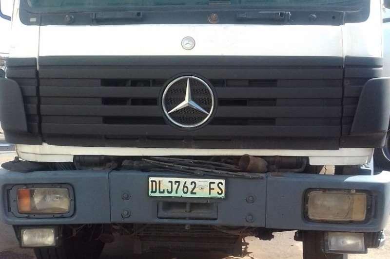 Mercedes Benz Truck Tipper MERCEDES BENZ POWER LINER 2628 1996