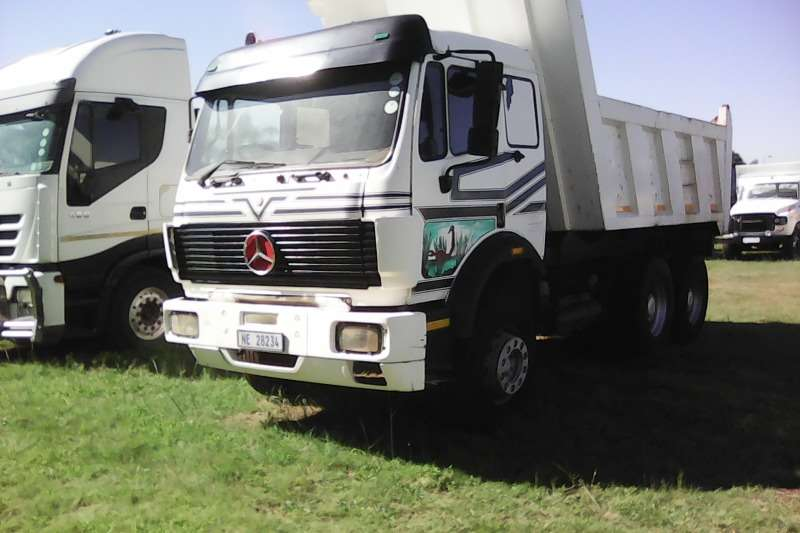 Mercedes Benz Truck Tipper Mercedes Benz Tipper 2010 2010