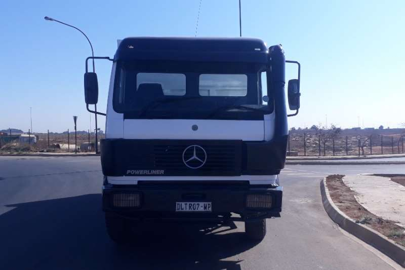 Mercedes Benz Truck Tipper MERCEDES POWERLINER