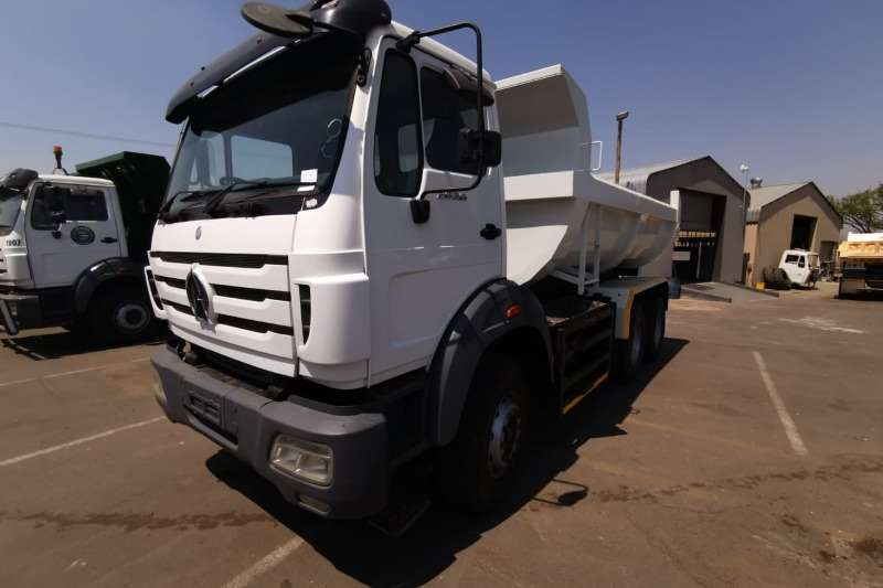 Mercedes Benz Truck Tipper POWERSTAR 2628 TIPPER 10M3 2015