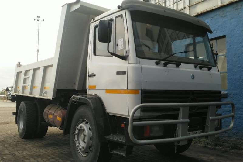 Mercedes Benz Truck Tipping body ECONOLINER 1617 6CUBIC 1997