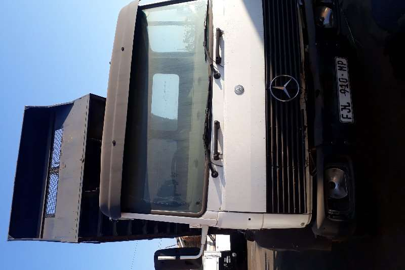 Mercedes Benz Truck Tipping body Econoliner 6m3 tipper 2001