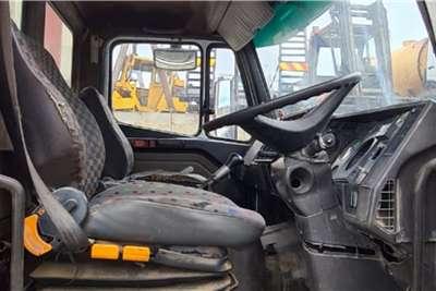 Mercedes Benz Tipping body Mercedes Benz 2635 Powerliner 6x4 10 cube tipper Truck