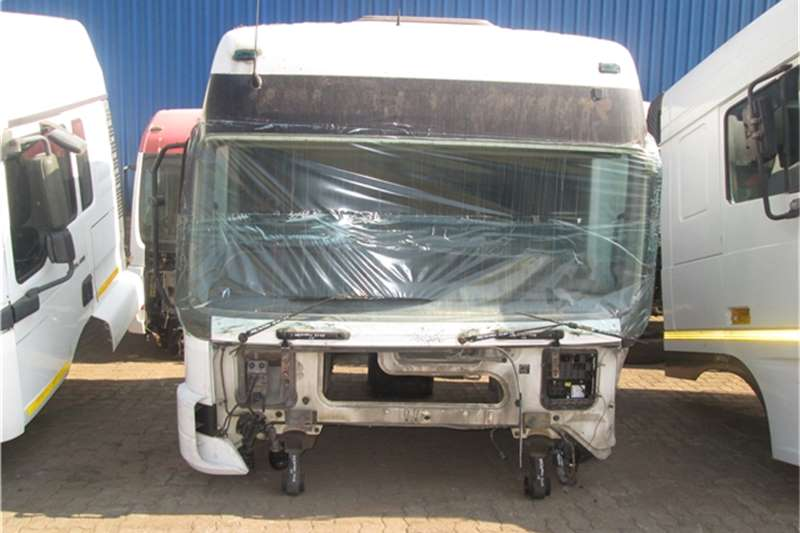 Mercedes Benz Truck-Tractor 2648 Actros MP2 Cab 2003