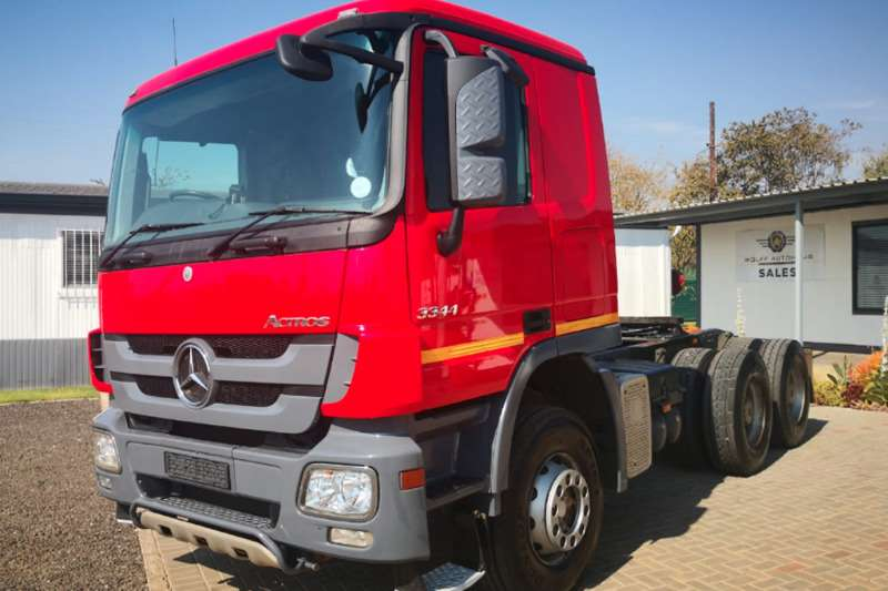 Mercedes Benz Truck-Tractor 3344 6x4 Price from R550,000+VAT 2011