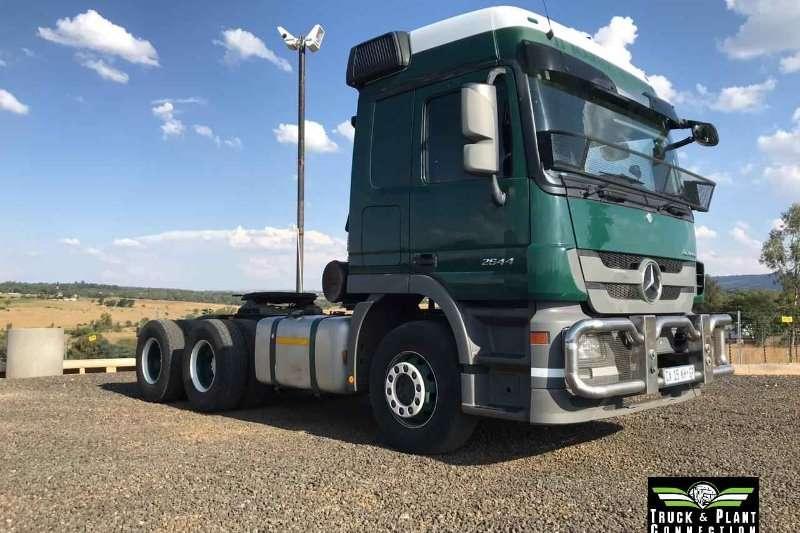 Mercedes Benz Truck-Tractor Double axle 2014 Mercedes Benz Actros 2644 MP3 2014